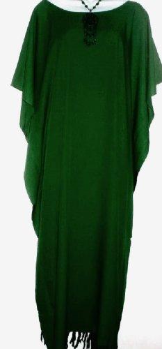 coole-kaftane-plain-kaftan-kaftan-kleid-robe-xxl-free-size-plus-lush-ladies-beach-fringes-quasten-co