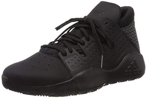 new style 4e20d a5791 adidas Pro Vision Chaussures de Basketball Homme, Noir (Negro 000) 46 EU