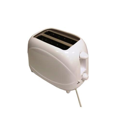 SunnCamp Low Watt Toaster – White