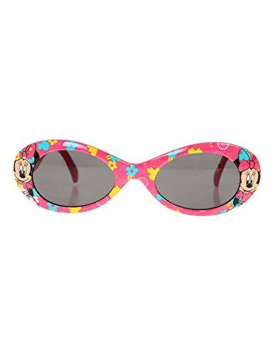 Minnie occhiali da sole - ragazza rosa scuro taglia unica