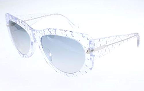 Balenciaga Damen Ba0034 26B-58-17-140 Sonnenbrille, Weiß, 58