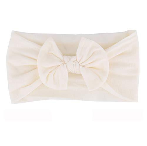 CommittedeBaby Mädchen elastische Haarband Bowknot Kopfband Turban Stirnband Schleife Baby Haarschmuck für Baby Kleinkinder Stirnbänder Headwrap Knot (Erhalten Mädchen Kleinkind Decken)