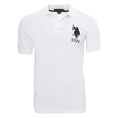 US Polo Association -  Polo  - Uomo bianco m