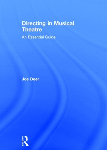 Directing in Musical Theatre: An Essential Guide - Joe Black Cast