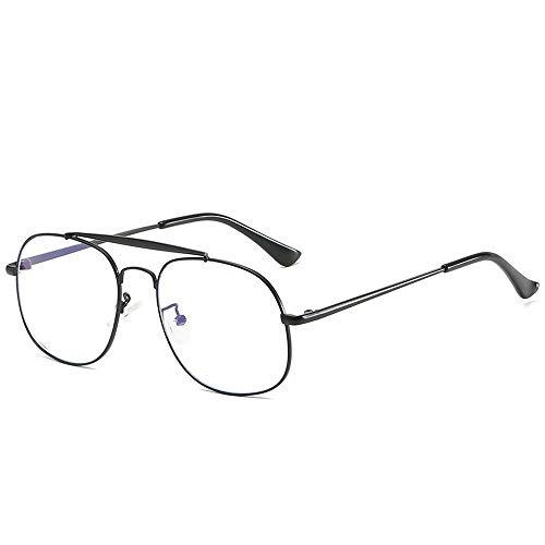 WULE-RYP Polarisierte Sonnenbrille mit UV-Schutz Herren Vintage Angeln Fahren Sonnenbrillen Polarisator Flieger Platz Frosch Spiegel Anti Blau Licht. Superleichtes Rahmen-Fischen, das Golf fährt