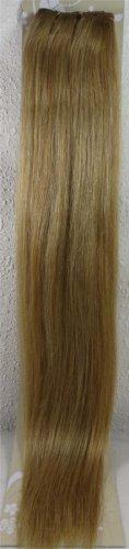 55,9 cm Blond Cendre (# 24) droites trames de cheveux vierges brésiliens Remy 100% cheveux humains vierges brut –
