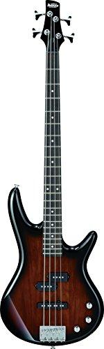 BKN IBANEZ Jumpstart jsr190Walnut Sunburst-Pack Bassgitarre