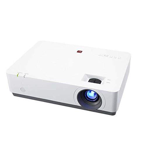 JNWEIYU Post Tragbarer Projektor, Ultra HD 1080P Wireless Business Office-Schulung Bildung Teaching Konferenz Start Sieblose Projector