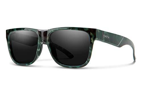 Smith Optics Unisex-Erwachsene Lowdown 2 Sonnenbrille, Mehrfarbig (Havgreen), 55