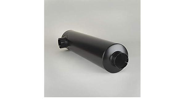 Donaldson M100213 Muffler Round Style 3