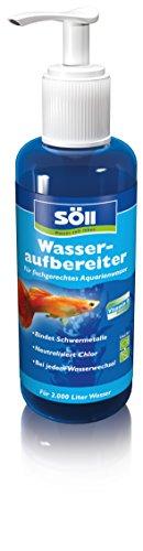 Söll 12635 Wasseraufbereiter - Für fischgerechtes Aquarienwasser - 500 ml