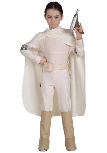 Star Wars Deluxe Kinder Kostüm Padmé Amidala Größe 8 bis 10 Jahre