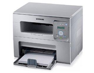 Samsung - SCX -4021S/XIP Multi-function Laser Printer