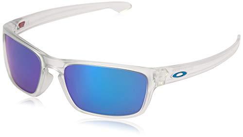Oakley Herren Sonnenbrille Sliver Stealth Transparente, 56