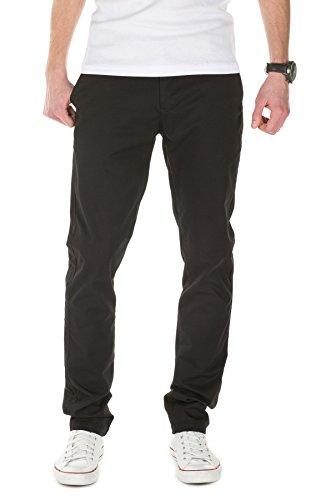 pittman-homme-elegant-pantalon-chino-nova-black-4008-w30-l32