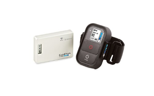 GoPro Zubehör Wi-Fi BacPacTM + Wi-Fi Remote Kombi-Kit, 3661-034