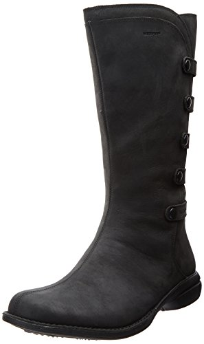 Merrell CAPTIVA LAUNCH 2 WTPF Damen Reitstiefel Noir (Black)