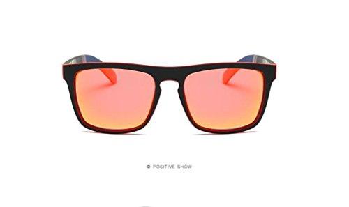 MINWANG® Brille Polarisierte Sonnenbrille Männer Luftfahrt Fahrschatten Männliche Sonnenbrille Für Männer Retro Günstige 2017 Luxus Brand Designer , A Oakley Sonnenbrillen Reparatur-kit