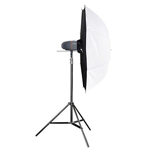 Walimex Pro Newcomer Studioset Mini 100 grau/orange