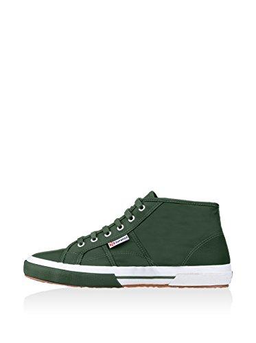 Superga Donna 2754-Pluslnylu Sneakers stringate Verde