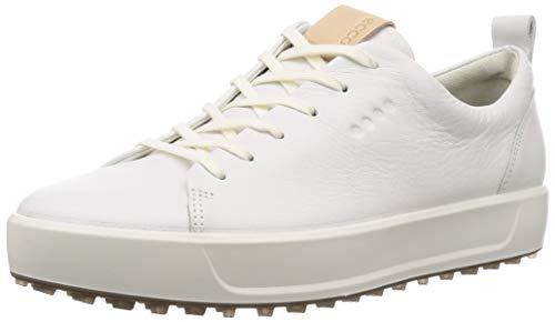 ECCO Soft, Scarpe da Golf Uomo, (Bianco 000), 43 EU