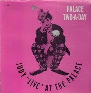 LIVE AT THE PALACE LP (VINYL ALBUM) - CLASSIC INTERNATIONAL FILMUSIC 0