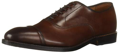 Allen Edmonds Herren Park Avenue, Dark Chili Burnished, 40 EU -