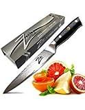 "ZELITE INFINITY Utility Knife 6"" - Alpha-Royal Series - Petty Knives - Best"