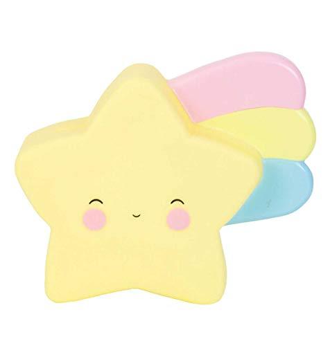 A Little Lovely Company MBSSYL07 - Hucha forma estrella