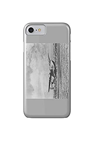 Boeing 314 China Clipper Over Water Airplane Photograph (iPhone 7 Cell Phone Case, Slim Barely There)