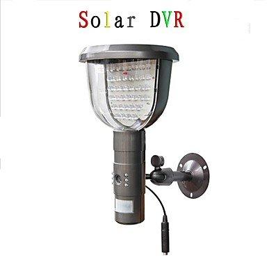 Solar Dvr (Deng Solar DVR Sicherheit Kamera Licht PIR Bewegungserkennung Video Record)