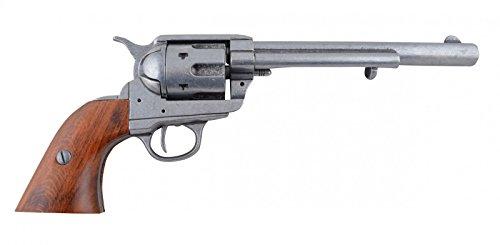 Denix Replik 45er Kavallerie Colt grau single action USA1873 -