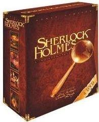 Coffret Sherlock Holmes 4 DVD : L'Indispensable - Le Chien des Baskerville / Le Signe des quatre / Crime en bohême / Le Vampire de Whitechapel