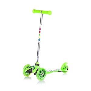 Chipolino DSRX01601GR Robix - Patinete Verde, Color Verde
