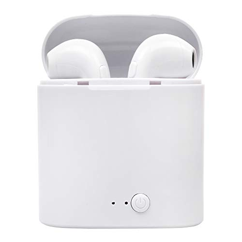 V.T.I. Vti7 Bluetooth Earphones Headsets with Active Noise Cancellation Technology and Charging Box Supports All Smartphones Image 4
