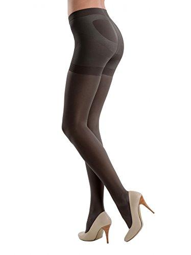 Conte™ X-Press Damen Shapewear formende Strumpfhose in verschiedenen Farben 20 DEN - 40 DEN Textiles Vertrauen nach Öko-Tex Standard 100 L - in 40 DEN Nero