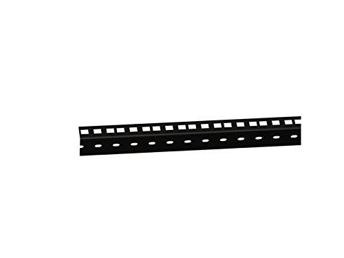"Preisvergleich Produktbild ah 19"" Parts 61535BLK - HD Rackschiene schwarz 45 HE"