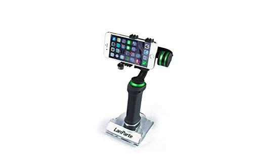 Lanparte Poignée Stabilisateur Motorisée 3 axes pour Smartphone/GoPro