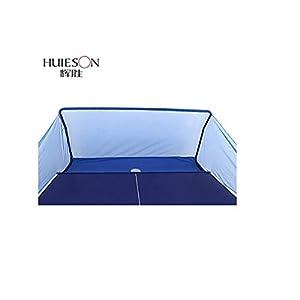 LANFIRE Professionelle Tischtennisball Fangnetz Ping Pong Ball Collector Net für Tischtennis Trainin