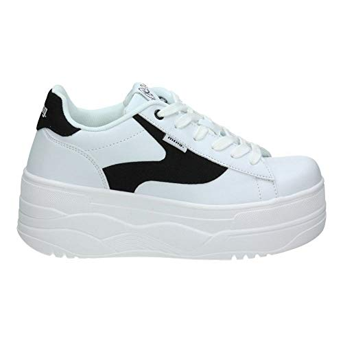 Sneakers Mustang 69282 Blancas Top - Blanco