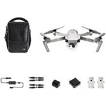 DJI - Mavic Pro Combo Platinum - Quadcopter Drohne mit Kamera