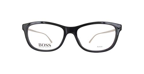 BOSS Hugo Damen BOSS0895-RHP16-54 Brillengestelle, Schwarz, 54