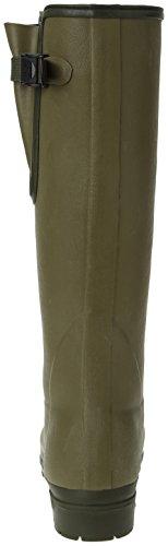 Le Chameau Botte Vierzonord Ld, Bottes femme Vert