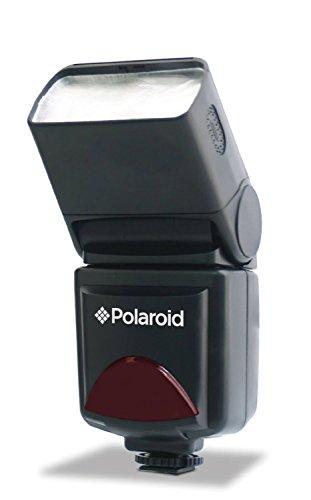 Polaroid PL126PZC Camcorder-Blitzlicht Schwarz Kamerablitz - Kamerablitze