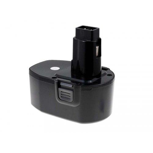 Preisvergleich Produktbild Premium Akku für Dewalt Taschenlampe DW906, NiMH, 14,4V
