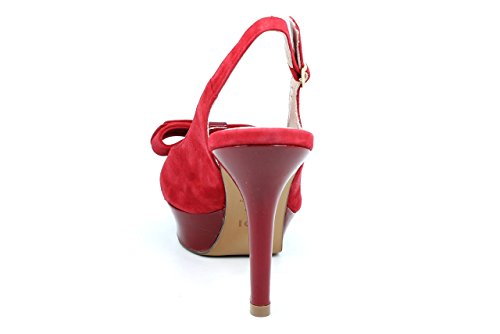 LODI , Damen Pumps Rojo