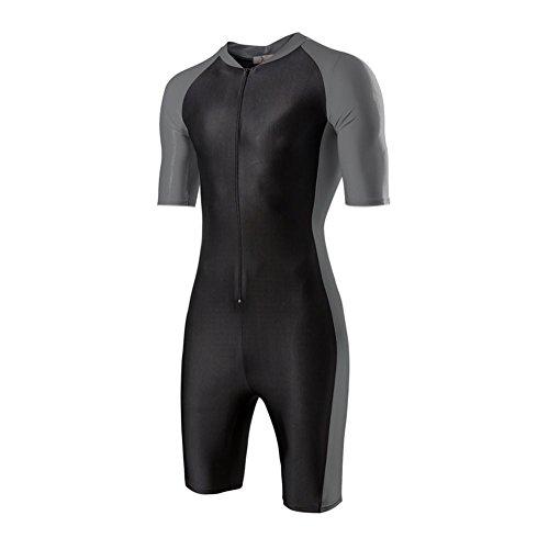 pengweimanica corta abbigliamento protezione solare in un unico pezzo forniture abbigliamento nuoto subacqueo abbigliamento da surf 2