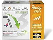 Xls Medical Direct a Base di Litramine Trattamento per la Perdita di Peso My Nudge Plan App Incluso, Bustine O