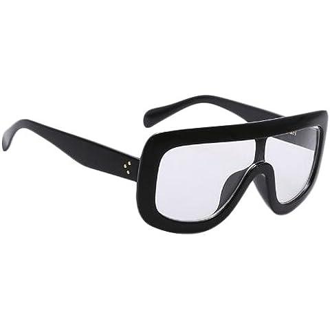 I9Q Donne Premium Piazza qualità occhiali da sole vintage grandi della struttura occhiali da sole UV400