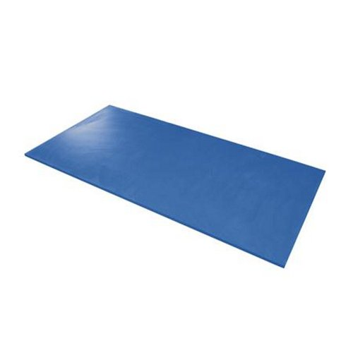 Airex Hercules Gymnastikmatte/Matte für Rehabilitation (blau)